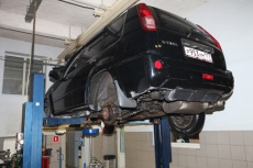 Как производится ремонт подвески