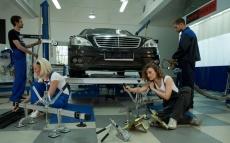 Кузовной ремонт коммерческого автотранспорта