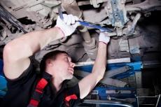 Методы осуществления ремонта подвески