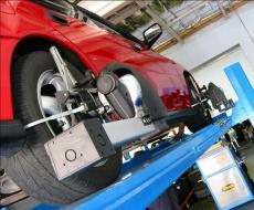 Проверяем развал-схождения автомобиля
