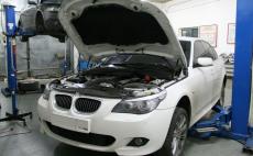 Распространенная проблема с мотором БМВ - M54