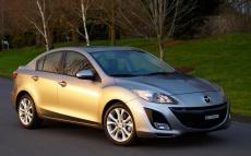 Техническое обслуживание иномарок «Mazda»